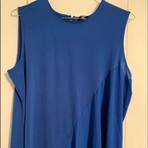 NWOT women's dressy tank top